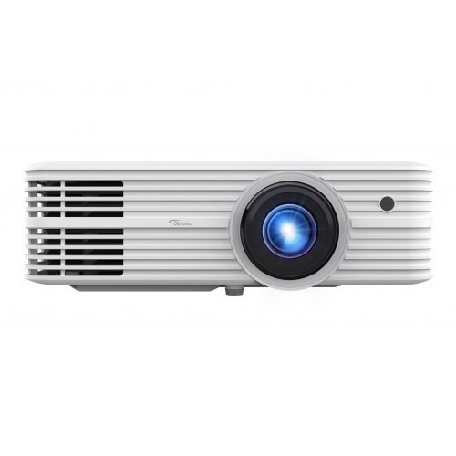 Дигитален проектор 4K мултимедиен проектор Optoma 4K550, White (снимка 1)