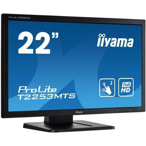 """Монитор IIYAMA 21.5"""" T2253MTS-B1 (снимка 1)"""