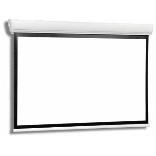 Екран за проектор STRATUS 2 27-20 MW BB Електрически екран с черна рамка (снимка 1)