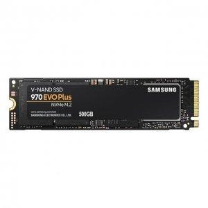 SAMSUNG 970 EVO Plus, 500GB, M.2 Type 2280, MZ-V7S500BW (SSD (Solid State Drive))