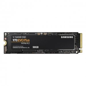 Solid State Drive (SSD) SAMSUNG 970 EVO Plus, 500GB, M.2 Type 2280, MZ-V7S500BW (SSD (Solid State Drive))