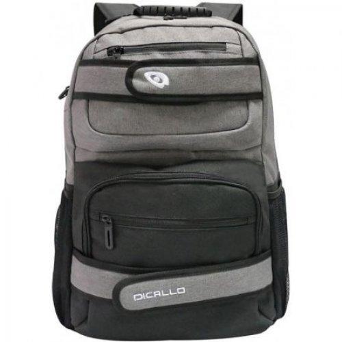 Чанта за лаптоп DICALLO LLB9692-17 17.3 Notebook Backpack 17.3-inch gray-back (снимка 1)