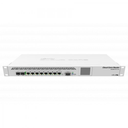 Жичен рутер Mikrotik CCR1009-7G-1C-1S+ Cloud Core Router (снимка 1)