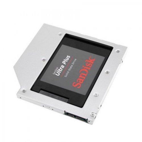 Кутия за диск Orico DVD към SATA 2nd HDD 12.5mm L127SS, Конвертор (снимка 1)