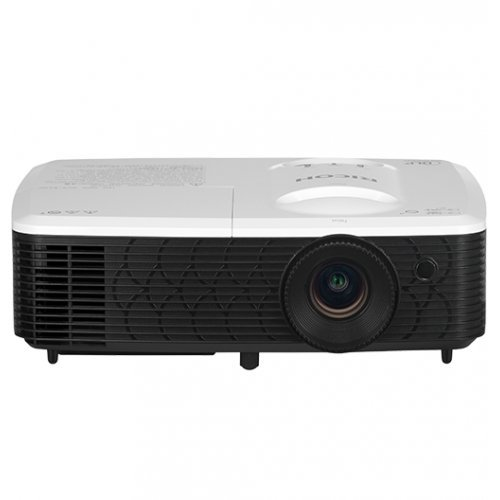 Дигитален проектор Проектор RICOH WX2440,DLP, 1280 x 800(WXGA), 3100 ANSI, 10 000:1, HDMI, MHL, Black/White (снимка 1)