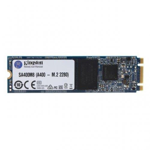 SSD Kingston 240GB, A400, m.2 2280 (снимка 1)