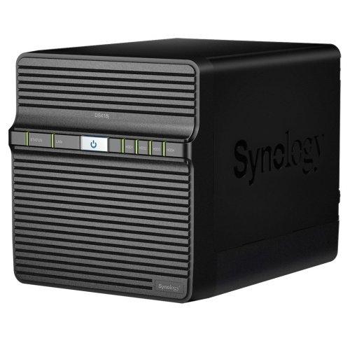 NAS устройство Комплект Synology NAS Server DS418j с 4 дискa Seagate NAS 2TB (снимка 1)