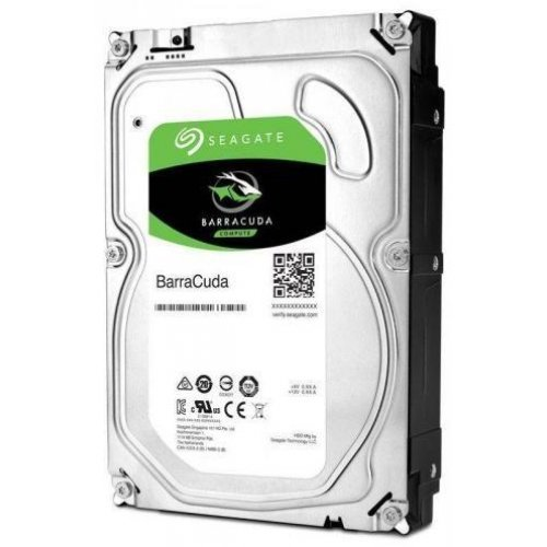 Твърд диск SEAGATE BarraCuda 4TB, ST4000DM004, 3 год. гаран-я, 256MB, SATA 6.0Gb/s (снимка 1)