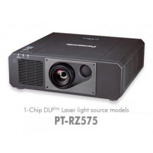 Дигитален проектор Мултимедиен DLP проектор Panasonic PT-RZ575EJ (снимка 1)