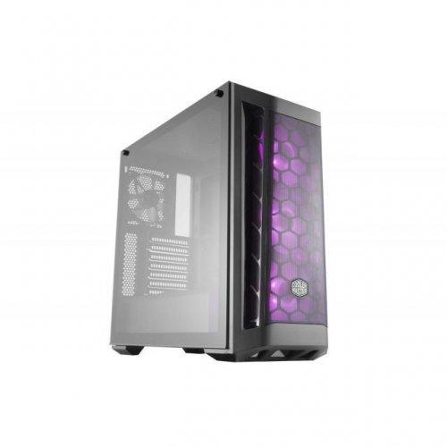 Компютърна кутия Cooler Master MasterBox MB511 RGB, Mid-Tower, Черен (снимка 1)
