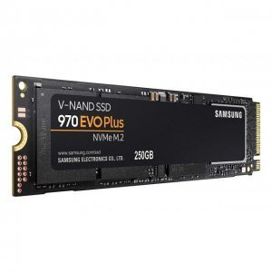SAMSUNG 250GB, 970 EVO Plus, M.2 Type 2280, MZ-V7S250BW (SSD (Solid State Drive))