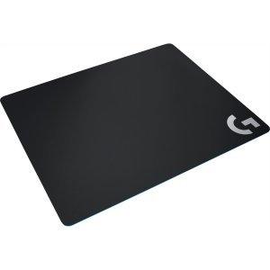 Геймърски пад Logitech, G640, GAMING MOUSEPAD, Black (снимка 1)