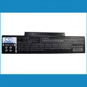 Батерия за лаптоп Батерия за лаптоп MSI M660/EX610/CR400  /GIGABYTE W566U/N,536/ 468N/, 10.8V, 4400mAh, Черен, Cameron sino (снимка 1)