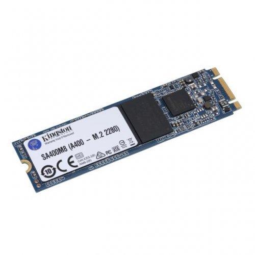SSD Kingston 120GB, A400, m.2 2280 (снимка 1)