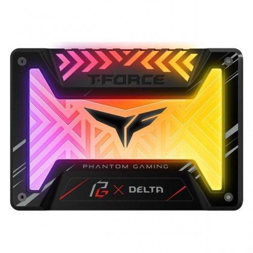SSD Team Group 500GB, Delta Phantom Gaming, RGB (снимка 1)