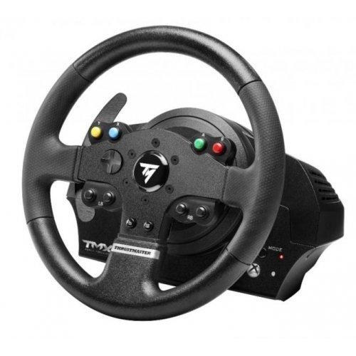 Волан THRUSTMASTER Racing Wheel TMX XBOX ONE/PC, Черен (снимка 1)