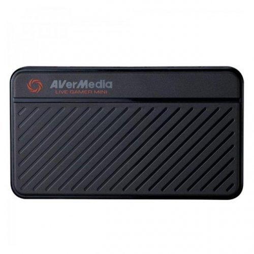 Тунер AVerMedia LIVE Gamer Mini, USB, Външен кепчър  (снимка 1)