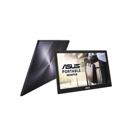"""Монитор ASUS MB169B+ 15.6"""" WLED IPS, 1920x1080, USB 3.0 (снимка 1)"""