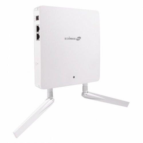 Access Point EDIMAX WAP1200, 300Mbps, 2.4GHz, 802.11AC Двубандов, Гигабитова мрежа, Access Point  (снимка 1)