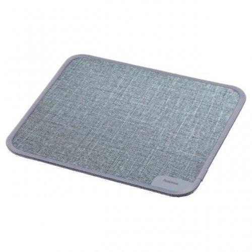 Пад за мишка текстил HAMA Textile Design, Сив (снимка 1)