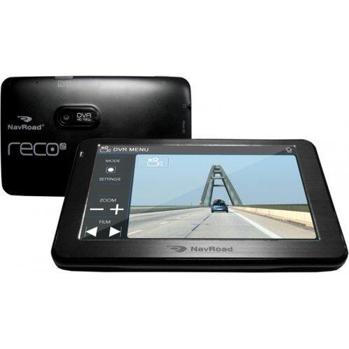 "NAVROAD RECO2, GPS навигационна система, 5"", Windows CE 6.0, FM, Bluetooth (снимка 1)"