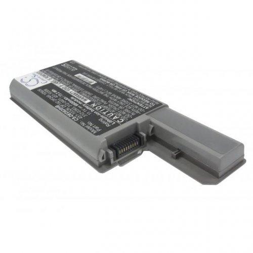 Батерия за лаптоп Cameron sino DELL Latitude D820/D830, 11.1V, 6600mAh, Черен (снимка 1)