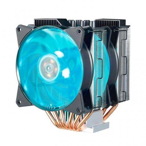 Въздушно охлаждане на процесор Охладител за процесор Cooler Master MasterAir MA620P RGB , AMD/INTEL (снимка 1)