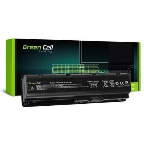 Батерия за лаптоп GREEN CELL G32/G42/G62/G72 Presario CQ31/CQ42 CB0W / DB0W 10.8V, 4400mAh, Черен (снимка 1)