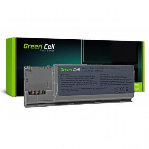 Батерия за лаптоп GREEN CELL Dell Latitude D620/630 11.1V 4400mAh (снимка 1)