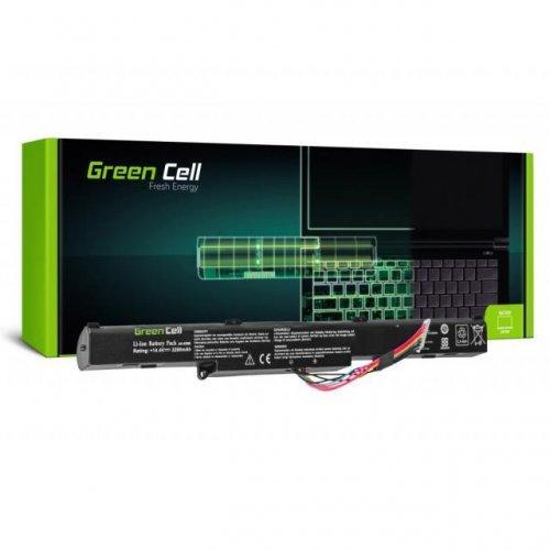 Батерия за лаптоп GREEN CELL Asus A41-X550E F550 F750 K550 K750 R510 R750 X550 X750 14.4V 2200mAh (снимка 1)
