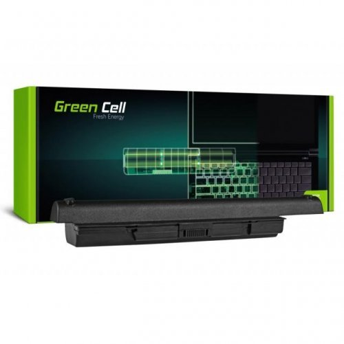 Батерия за лаптоп GREEN CELL Toshiba Satellite A200 A300 A500 L200 L300 L500 PA3534U 10.8V  6600 mAh (снимка 1)