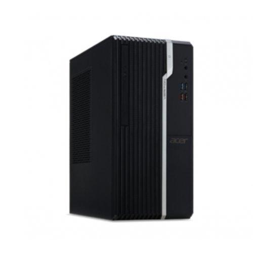 Настолен компютри Acer Acer Veriton  ES2730G, Intel Core i5-8400 (up to 4.00GHz, 9MB), 8GB DDR4 2666MHz, 1TB HDD 7200 RPM + M.2, DVD+RW (снимка 1)