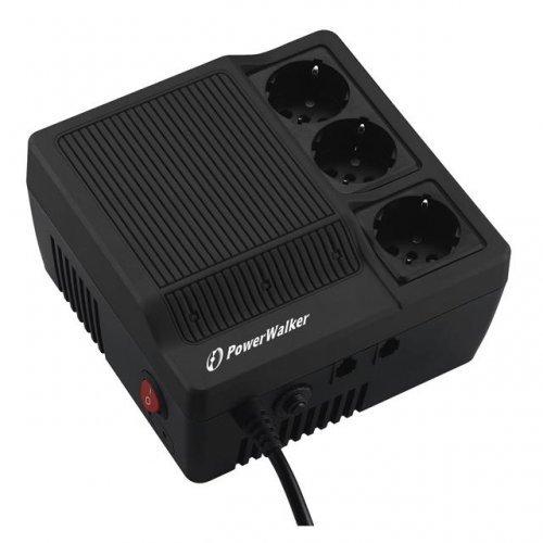 Стабилизатор POWERWALKER AVR 600, 600VA (снимка 1)