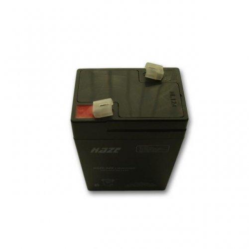 Батерия за UPS Оловна Батерия Haze ;HZS6-4.5; 6V / 4.5Ah- AGM (снимка 1)