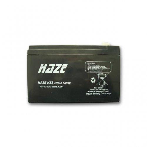 Батерия за UPS Оловна Батерия Haze (HZS12-9) 12 V / 9Ah - 151 / 65 / 94 mm AGM (снимка 1)