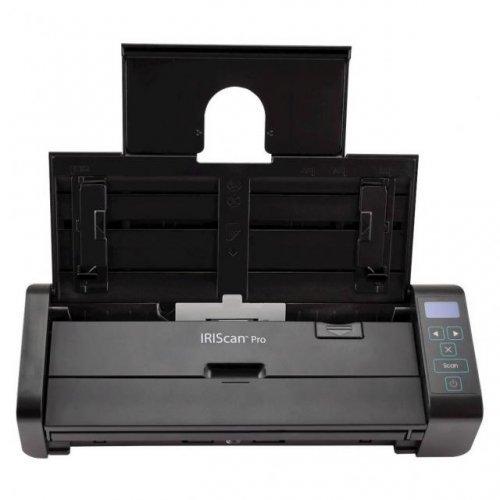 Скенер iris IRIScan Pro 5 File, A4, USB 3.0, IRISmart File, 23 стр/мин, ADF 20 стр (снимка 1)