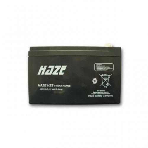 Батерия за UPS Оловна Батерия Haze (HZS12-7) 12 V / 7Ah, 151 / 65 / 94 mm AGM (снимка 1)