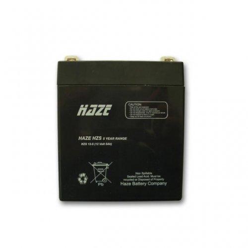 Батерия за UPS Оловна Батерия Haze (HZS12-5) 12V / 5Ah - 90 / 70 / 101mm AGM (снимка 1)