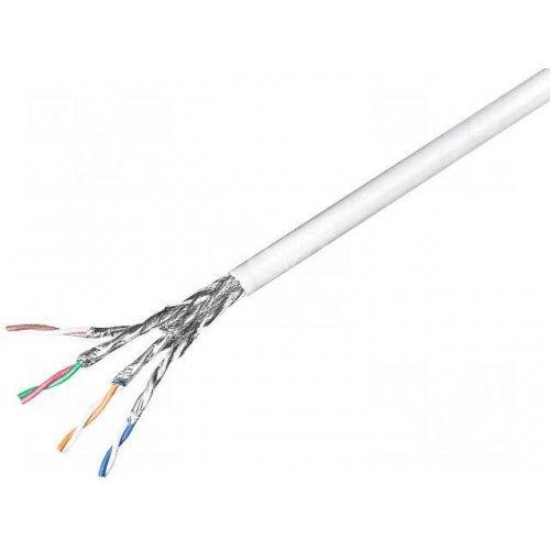 Кабел KELine STP екраниран кабел (всеки чифт индивидуално екраниран с фолио) за външен монтаж/директно подземно полагане, 500m (снимка 1)