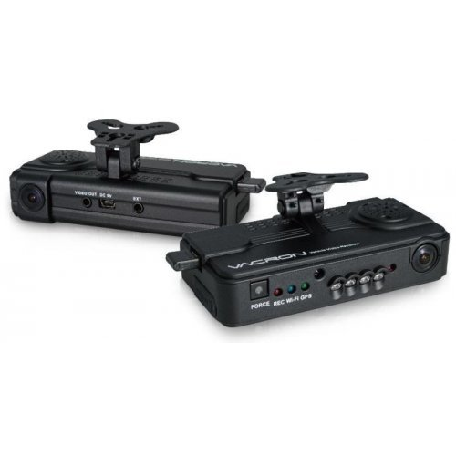 Видеорегистратор VACRON VG07, WiFi / 3G+4G, 2CH 1080P+720P, GPS, G-Sensor, Видеорегистратор  (снимка 1)