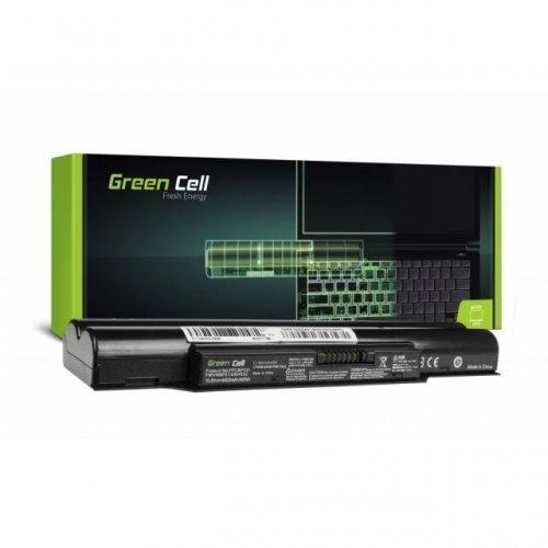 Батерия за лаптоп FUJITSU AH532/AH512/AH502/A532  FPCBP331 FMVNBP213 10,8V 4400mAh GREEN CELL (снимка 1)