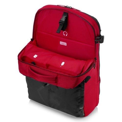 Чанта за лаптоп HP 17.3 OMEN Red BackPack (снимка 1)