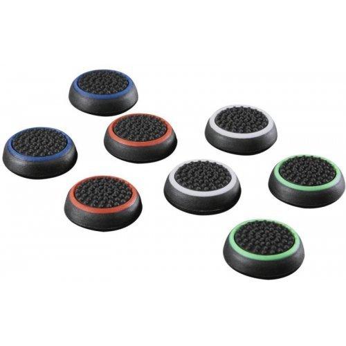 Сменяеми бутончета HAMA Colors 54476 за PS4 комплект, 8 in 1 (снимка 1)