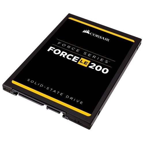 SSD Corsair 240GB, Force Series LE200, SATA III TLC 7mm (снимка 1)