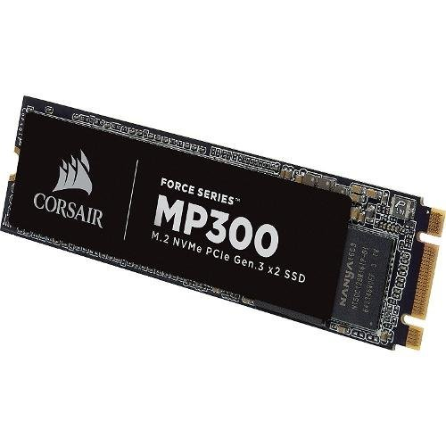 SSD Corsair 240GB, Force MP300 Series, NVMe (PCIe Slot) M.2 2280 SSD (снимка 1)