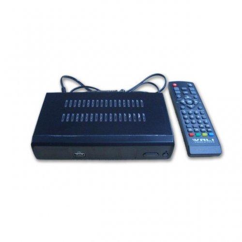 Цифров декодер NotOnlyTV ONEAUDIO DTR5110 SET TOP BOX (DVB-T2 декодер), HDMI, CVBS, YPbPr (снимка 1)