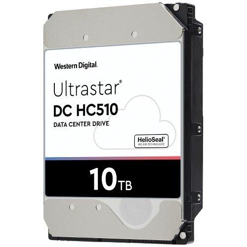 "Твърд диск WD 10TB  Ultrastar DC HC510 He10  3.5"" SAS 7200rpm 256MB (5 years warranty) (снимка 1)"