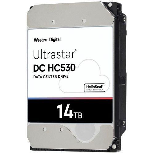 "Твърд диск WD 14TB Ultrastar DC HC530 3.5"" SATAIII 512MB (5 years warranty) (снимка 1)"