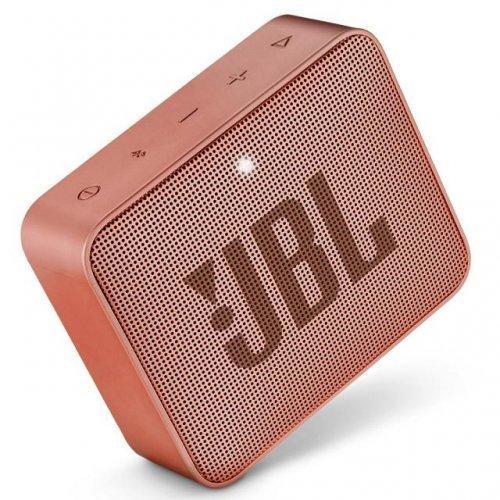 Тонколони за компютър JBL GO 2 Bluetooth колонка Светлокафяв (снимка 1)