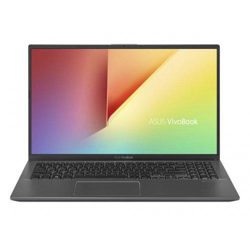 """Лаптоп Asus VivoBook 15 X512UF-EJ057, сив, 15.6"""" (39.62см.) 1920x1080 (Full HD) без отблясъци, Процесор Intel Core i7-8550U (4x/8x), Видео nVidia GeForce MX130/ 2GB GDDR5, 8GB DDR4 RAM, 1TB HDD диск, без опт. у-во, без ОС (снимка 1)"""